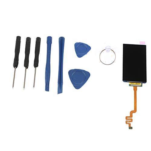 SM SunniMix DIY Repair LCD Screen Display + Tools Kit for iPod Nano 7 7th Generation