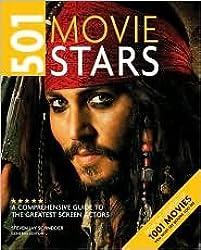 501 Movie Stars Publisher: Barron's Educational Series