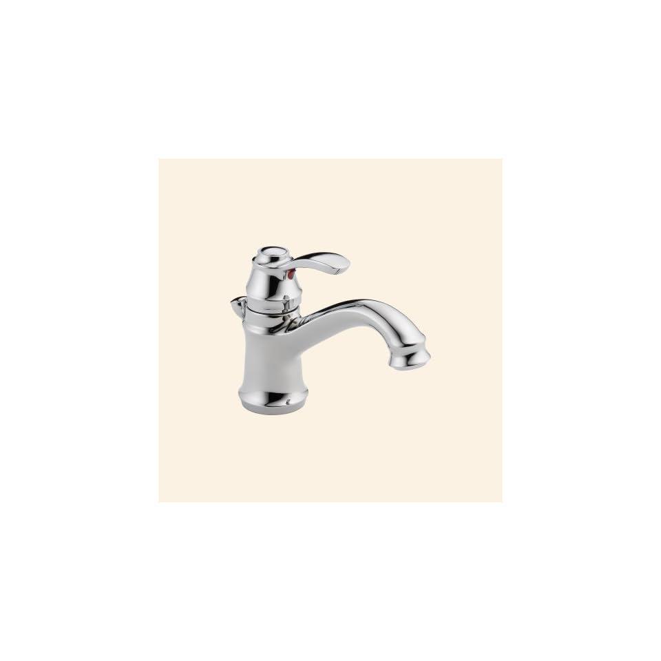 Delta 15710 DST Nura Single Handle Centerset Lavatory Faucet, Chrome