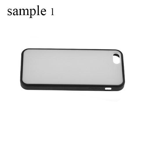 CASECOCO(TM) Ed Sheeran Plastic TPU Case Cover Skin For iphone 5 5S