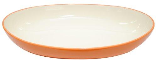 pasta bowls orange - 7