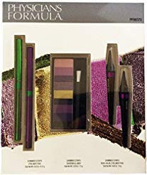 Physicians Formula Pack Shimmer Strips Eyeliner Trio Shadow And Liner Kohl Kaja Eyliner Trio
