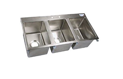 Compartment Drop In Sink - 9