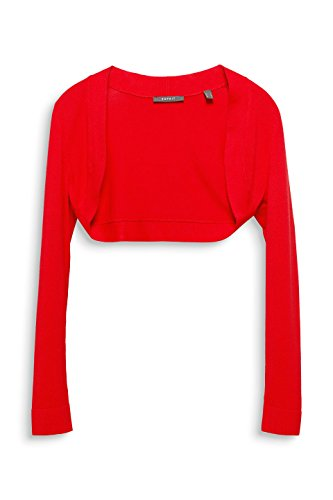 Cardigan ESPRIT Donna Rosso 630 Red Collection BCCn5rw8q