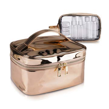 Fantastic makeup bag good size and looks great
