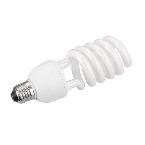 Affective Disorder Seasonal Lights - Square Perfect 3075 Professional Quality 45 Watt Compact Fluorescent Full Spectrum Photo Bulb
