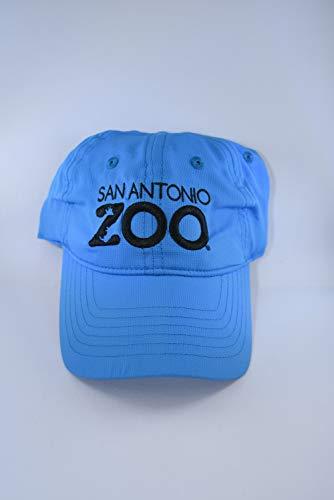 San Antonio Zoo Hat (Blue)