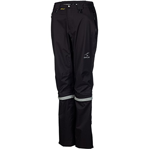 Showers Pass Club Convertible 2 Pant - Women's Black, M by Showers Pass