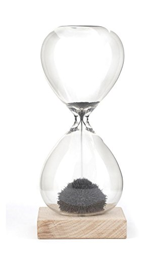 Kikkerland Magnetic Hourglass 10