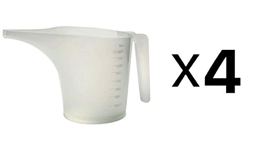 Norpro 3040 3-1/2 Cup Measuring Funnel Pitcher