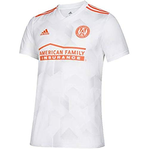 Youth Away Replica Jersey - adidas Youth Atlanta United FC Away Replica Jersey-Large White