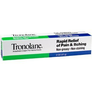 PACK OF 3 EACH TRONOLANE HEM CREAM 2OZ PT#1186881402 by TRONOLANE