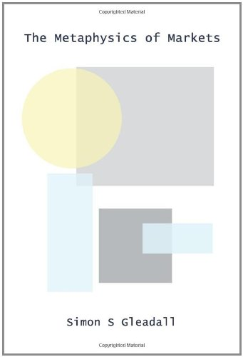 Download The Metaphysics of Markets pdf epub
