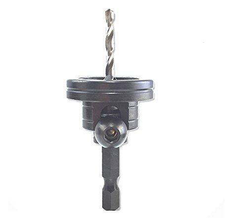 SNAPPY Adjustable Low Friction Non-Marring Rotating Countersink Ball Bearing Depth Stop Collar. Proudly Made in the USA.