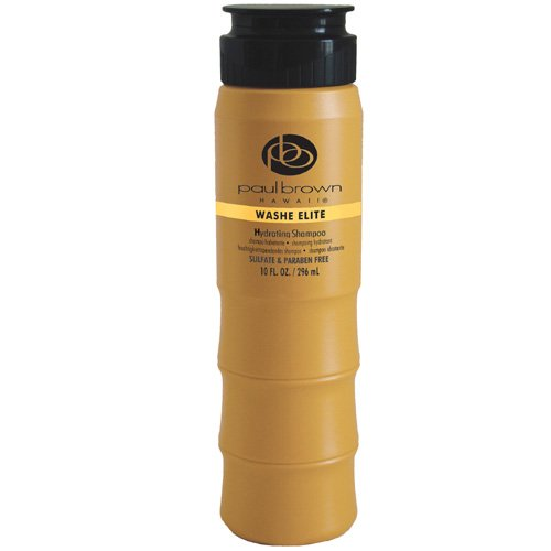 Paul Brown Washe Elite Shampoo,for Chemically Treated & Damaged Hair (10 oz.)