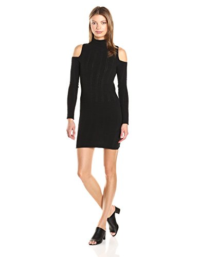 French Ladder Black Mozart Knits Connection Women's Dress nRZqw74f