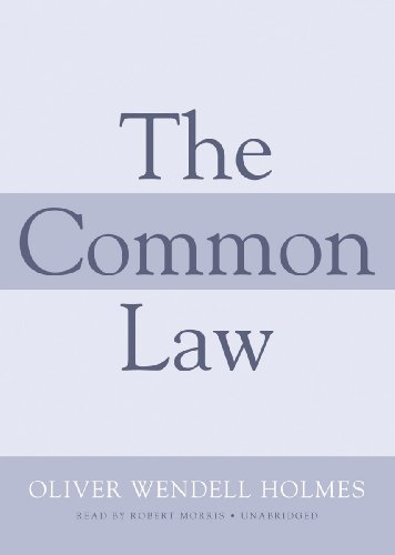 The Common Law (Library Edition) by Blackstone Audiobooks, Inc.