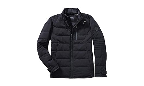 Porsche Men's Quilted Jacket- Classic Collection ()