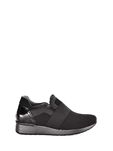 Frauen Beleg Schuhen auf Melluso Schwarz R25018T vO7fI