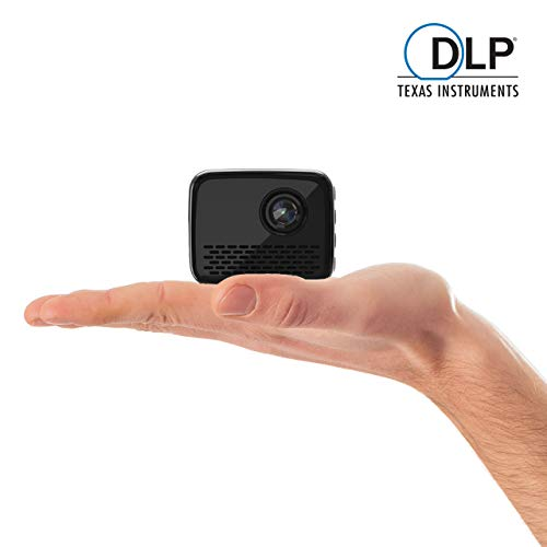 Philips Projection PicoPix Nano, LED DLP, Wi-Fi, Wireless Screen Mirroring