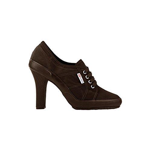 Scarpe da donna - 2065-velw Full Dark Chocolate