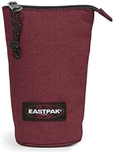 Estuche escolar Eastpak Oval Up Single Crafty Wine: Amazon.es: Equipaje