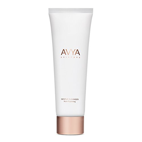 AVYA Skincare Gentle Cleanser (Non-Foaming) 120ml/4oz – Remove daily buildup, promote acne control and reduce skin inflammation for all skin tones – Witch Hazel Antioxidants & Salicylic Acid