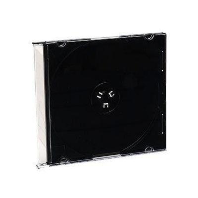 Verbatim Cd/DVD Slimline Storage Case, Black  200 Pack (VER94868)