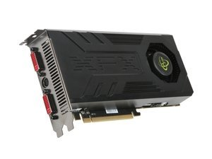 XFX TECHNOLOGIES HD 485X ZDFC XFX Radeon HD 4850 1GB DDR3 HD-485X-ZDFR (Indentical to HD-485X-ZDFC