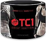 TC1 Advanced Topical Sweat Workout Enhancer with Capsaicin, 6.5 oz