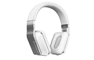 Monster Inspiration Active Noise Cancelling Over-Ear Headphones - White