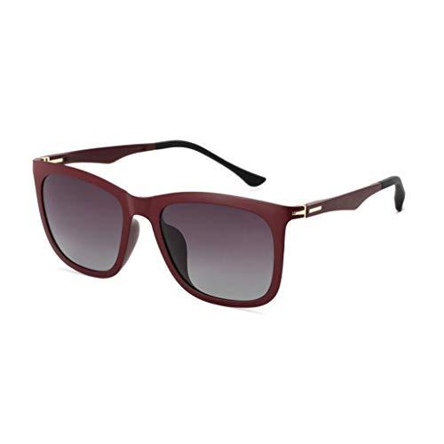 Hipsters con UV de B Gafas Conducción Grande Marco Running Hombres Retro polarizadas Aviador para sol Vogue de HRxxqwOSf