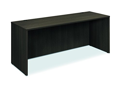 basyx by HON BL Laminate Credenza Shell, 72', Espresso Finish