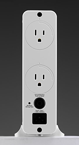 3-Outlet Home Network UPS 2 2+ hours of network backup and surge protection power keeps you connected to the internet during storms and outages Convenient mobile charging via three USB ports, including a smart charging port that recognizes connected devices to maximize charging speed Removable Lithium-Ion battery pack charges a smartphone five times before needing to recharge itself
