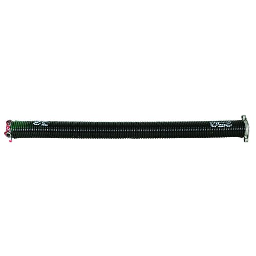 Prime-Line Products GD 12234 Garage Door Torsion Spring, .250 in. x 2 in. x 32 in., Green, Right Hand Wind