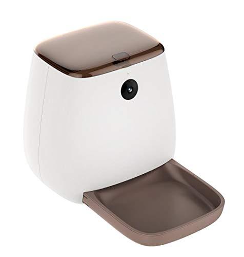 LZAIcun WiFi Automatisierte Futterspender und Wasserspender 4L für Hund Katze Support App Fernbedienung Füttern Sie Ihr…