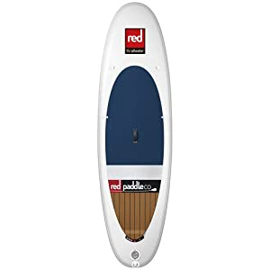 """Red Paddle Co Allwater 9'6"""" Inflatable Standup Paddle Board from Red Paddle Co"""