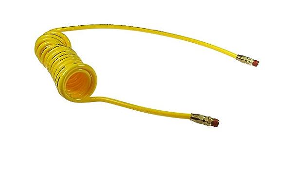 COILHOSE FLEXCOIL 5//16 ID X 15 3//8 MPT Rigid PU516-15-R