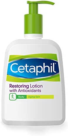 Body Lotions: Cetaphil Restoring