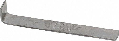 1 Piece Style C Broach Shim, 3/16'' Keyway Width, 0.05'' Shim Thickness by duMont