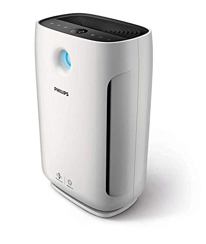 Philips Air Purifier 2000, True HEPA, Reduces Allergens, Pollen, Dust Mites, Mold, Pet Dander, Gases and Odors, For Large Rooms