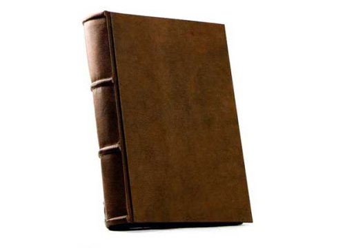 Leather Bound Photo Album, A Handmade Italian Classic with 100 acid-free archival pages | Epica by Epica