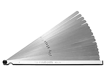 Facom FCM804 804 Feeler Gauge - Grey
