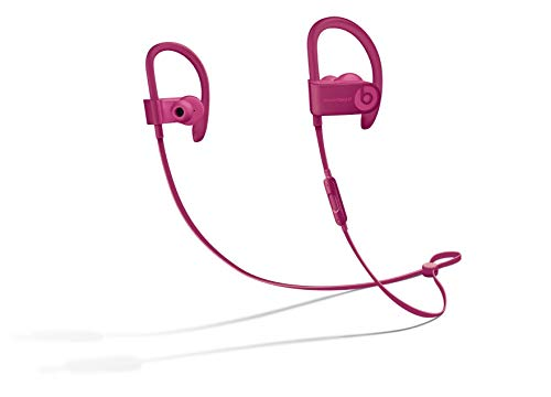 Powerbeats3 Wireless Earphones - Neighborhood Collection - Brick Red (Renewed) (Refurbished Powerbeats2 Wireless)