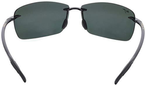 58822e728d0 Maui Jim Mens Lighthouse Sunglasses (423) Plastic
