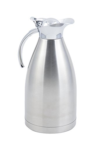 Bon Chef Satin (Bon Chef 4057S Satin Stainless Steel Insulated Server, 64-Ounce Capacity (Pack of 6))