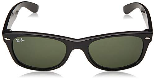 Unisex ban Wayfarer Sunglasses Rb2132 Black New Ray q1Xdwtw