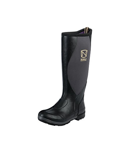 Noble Outfitters Ladies MUDS Horseshoe Boots 9 (Muck Tack)