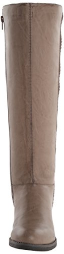 Mia Womens Carolyn Cavalcare Taupe Faux / Lycra
