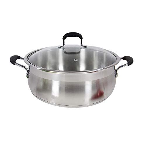 pot 10 qt stainless steel